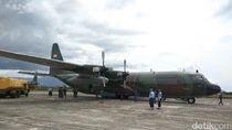 TNI akan Kirim Daging Kurban ke Lombok Pakai Hercules
