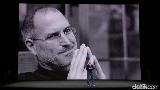 Steve Jobs Apple Diberi Gelar Pahlawan Bareng Thomas Alva Edison