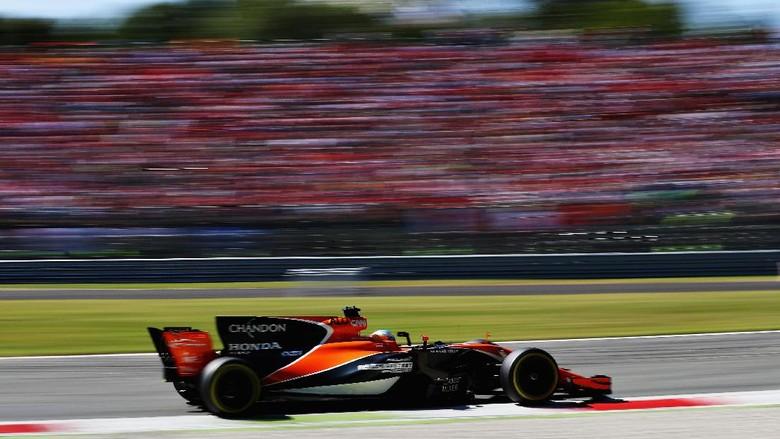McLaren Dikabarkan Pisah dengan Honda