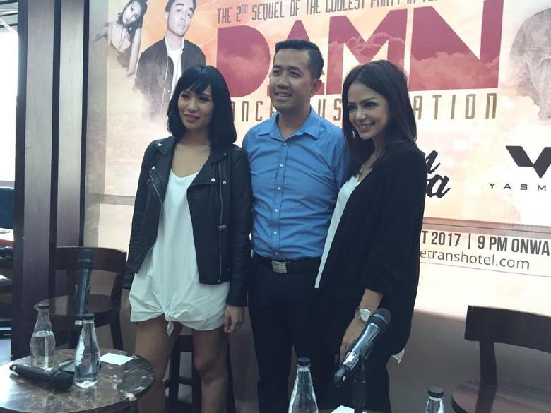 Dance Music Nation 2 Ajak Bandung Berpesta Oktober Ini
