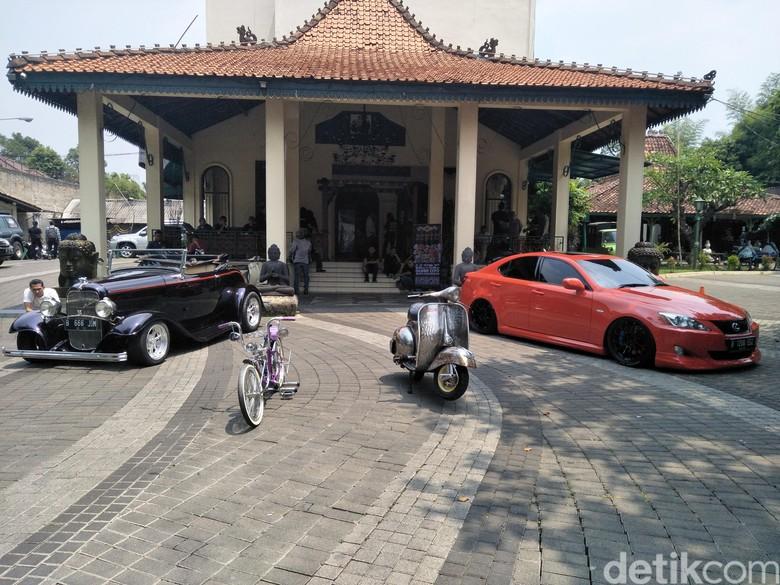 Ajang modifikasi Jakarta Custom Culture (JCC) siap digelar (Foto: Ruly Kurniawan)