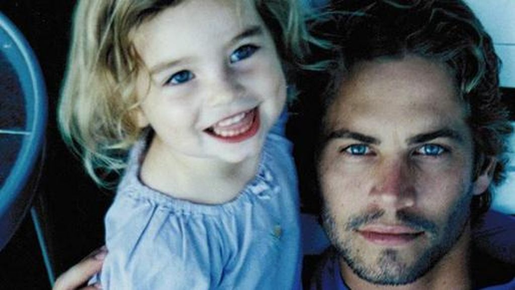 So Pretty! Putri Paul Walker Makin Tumbuh Dewasa