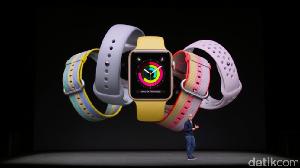 Sensor Detak Jantung Bikin Apple Kena Gugat