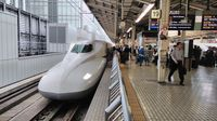 Wuss! Naik Shinkansen Tokyo-Kyoto 500 Km Hanya 2 Jam 15 Menit