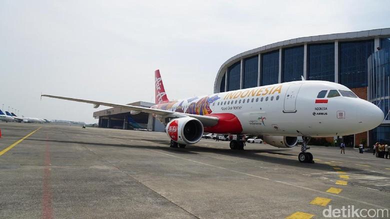 Maskapai AirAsia (Masaul/detikTravel)