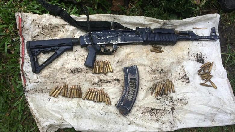 2 Penculik Pendamping Desa di Aceh Ditangkap, Senapan AK 47 Disita
