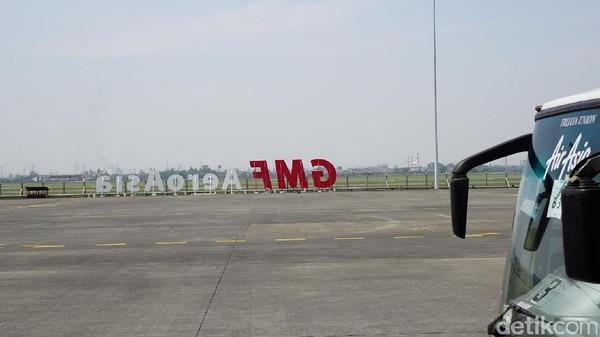 Peresmian ini dilaksanakan di Hangar 4 GMF AeroAsia Bandara Soekarno-Hatta, Rabu (13/9) (Masaul/detikTravel)