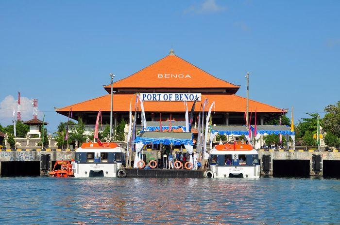 PT Pelindo III (Persero) akan mengembangkan Pelabuhan Benoa, Bali agar bisa disandarkan kapal pesiar. Pengembangan pelabuhan ini rencananya dimulai 18 September 2017 mendatang. Dok.Pelindo.