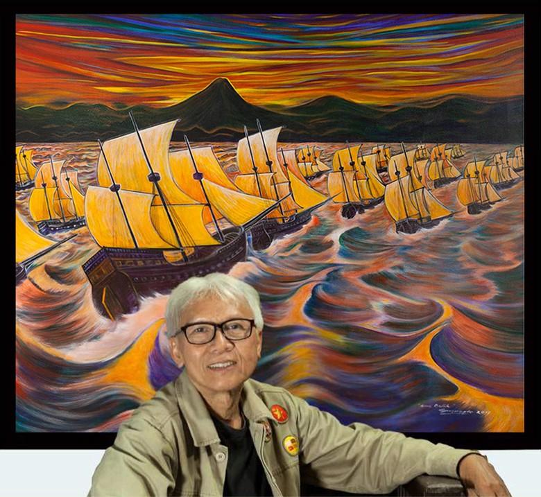 33 Lukisan Yos Suprapto Dipamerkan di Jakarta