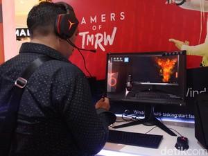 Lenovo Cari Gamer Terjago Indonesia Buat Tanding di Bangkok