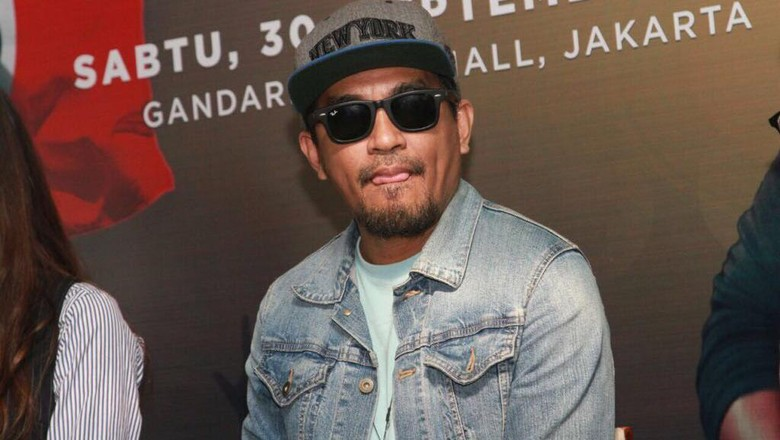TKN Jokowi Bela Glenn Fredly: Pernyataannya Mengandung Kebenaran
