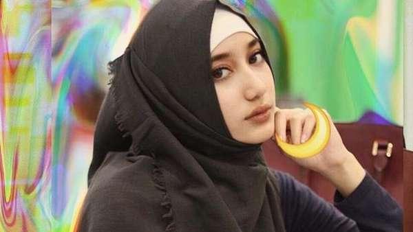 Angin Puncak Mah Lewat, Cantiknya Tengku Syaira Anataya Bikin Adem