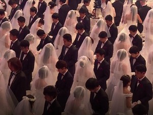 Wow! 4.000 Pasangan Ikuti Tradisi Nikah Massal di Korea Selatan