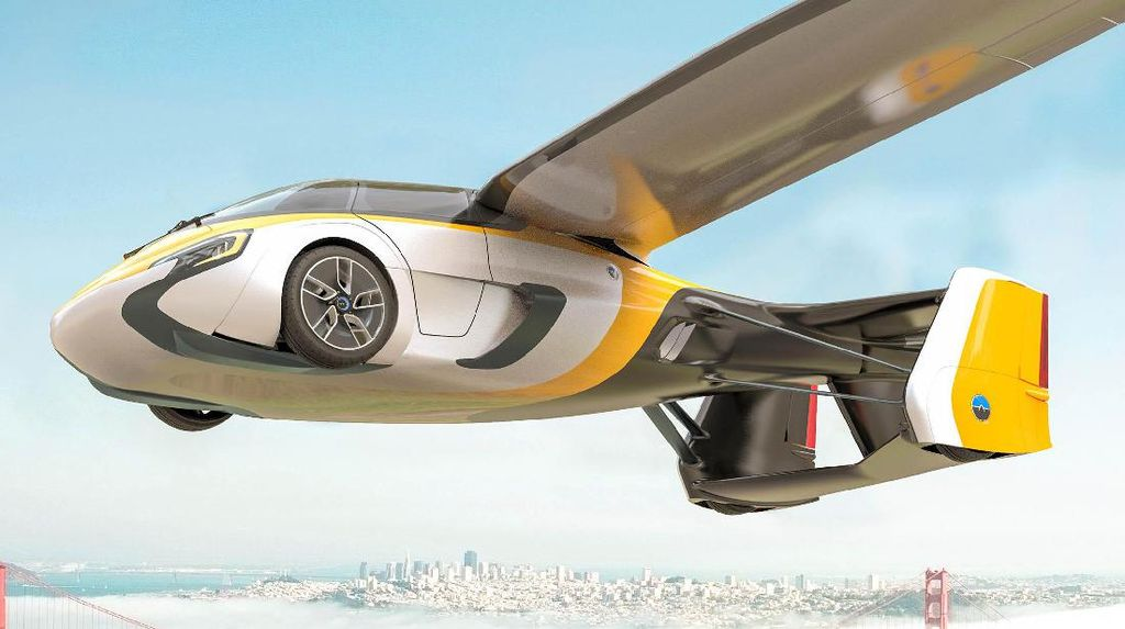 Mobil Terbang Malaysia Disebut Proyek Tidak Berguna dan Memalukan