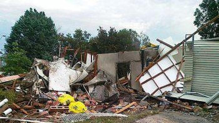 Pasutri Ledakan Rumah Untuk Klaim Asuransi