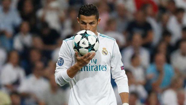 Cristiano Ronaldo melanjutkan catatan selalu mencetak gol di laga pembuka Liga Champions yang sudah berlangsung selama enam tahun terakhir.