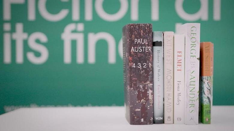 Arundhati Roy Tak Lolos, Ini 6 Penulis Nominasi Man Booker Prize 2017