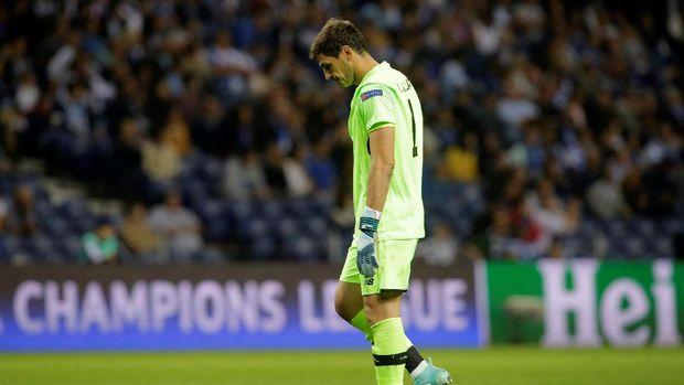 Iker Casillas akan coba mengadang ketajaman lini serang Liverpool.