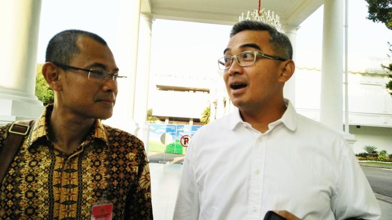 Bicara Pilkada Bandung, Jokowi dan Farhan-Arfi Juga Singgung Raisa