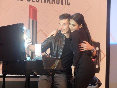 Wow, Mario Dedivanovic Samakan Syahrini dengan Kim Kardashian