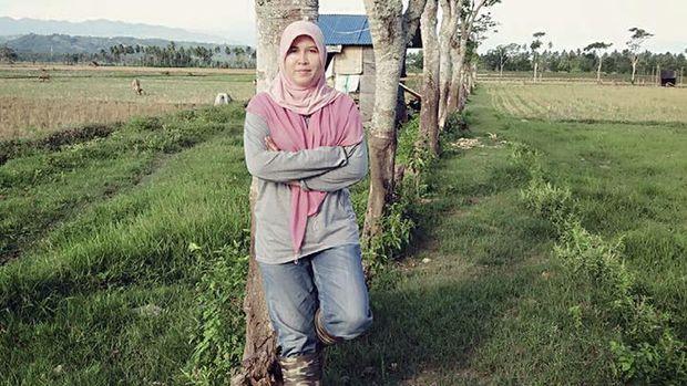Menangis Bacakan Pledoi, Asma Dewi Merasa Difitnah Polisi