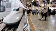 Begini Jadinya Kalau Shinkansen Delay 5 Jam