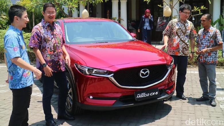 Mazda CX-5 Foto: M Nur Abdurrahman