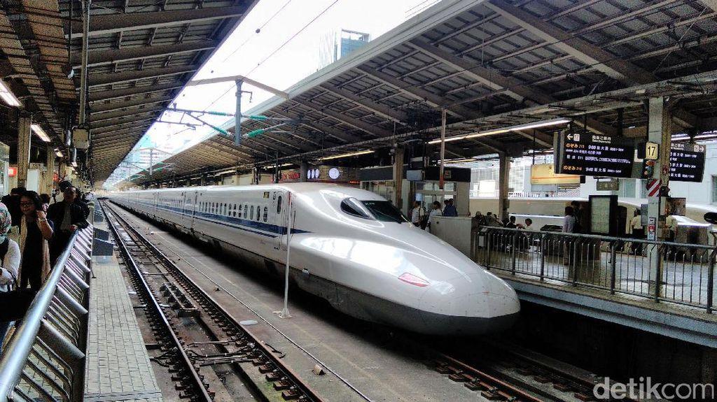 Shinkansen Made in Madiun akan Layani Jakarta-Surabaya