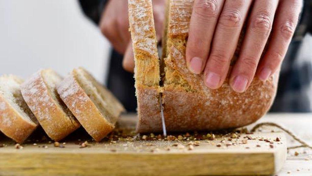 Mitos Pinggiran Roti Tawar Lebih Sehat Ternyata Tidak Benar, Ini Alasannya