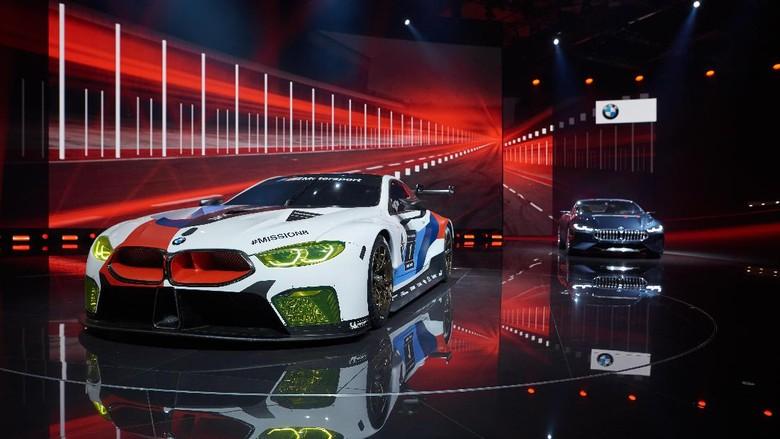 Mau Belajar Balap, Pakai Mobil Apa Ya? Foto: dok BMW