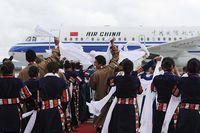 Maskapai Air China punya rute ke bandara ini (Reuters)
