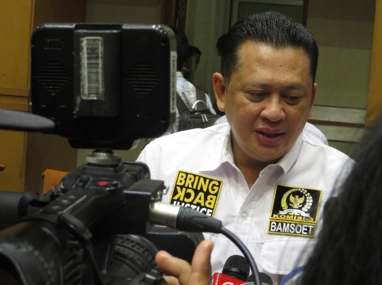 Indra Piliang Terjerat Narkoba, Bamsoet: Dia Korban Pergaulan