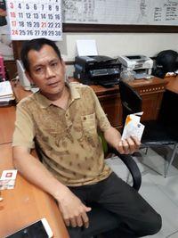 Indra J Piliang ditangkap terkait narkoba /