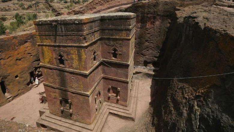 Ragam Wisata Ethiopia
