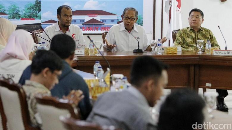 PMI dan MER-C Dukung Pembangunan RS Indonesia di Myanmar