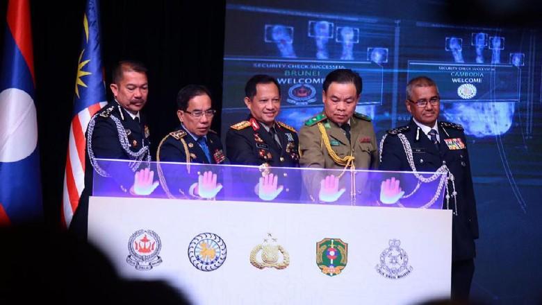 Konferensi ASEANPOL, Tito Tekankan Kerja Sama Lawan Terorisme