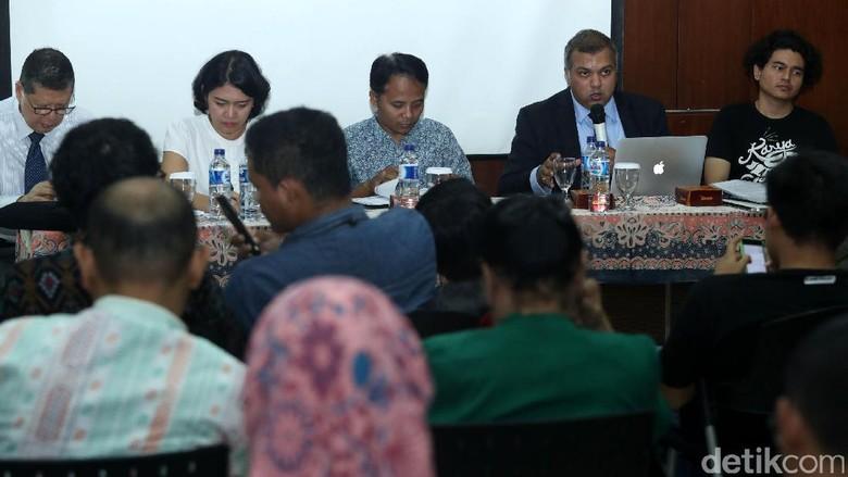 Diskusi Konflik Rohingya