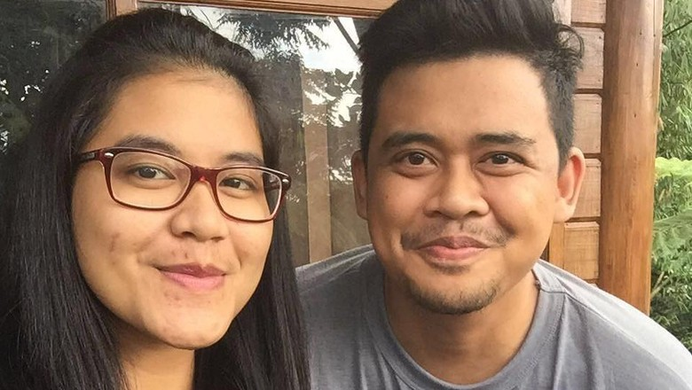 Di Sinilah Kahiyang Pertama Kali Kenalkan Calon Suami ke Jokowi