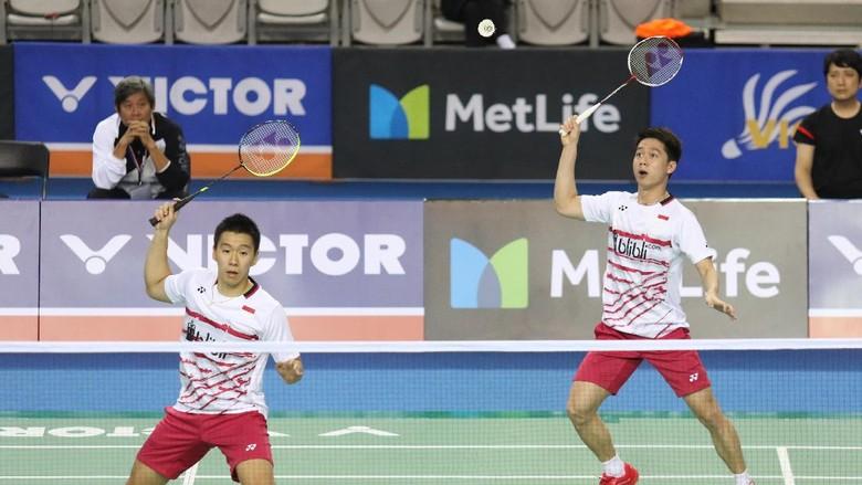 Kevin/Marcus Menakar Peluang Indonesia di Piala Thomas
