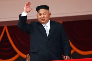 Foto: Kim Jong Un, Pria 33 Tahun yang Bikin Geger Dunia