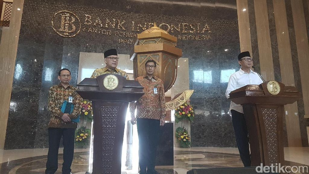 BI Bawa 3 Bank Bantu Penyebaran Kartu Sakti di Banten