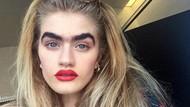 Model yang Terkenal karena Alis Menyambung Curhat di-Bully Netizen