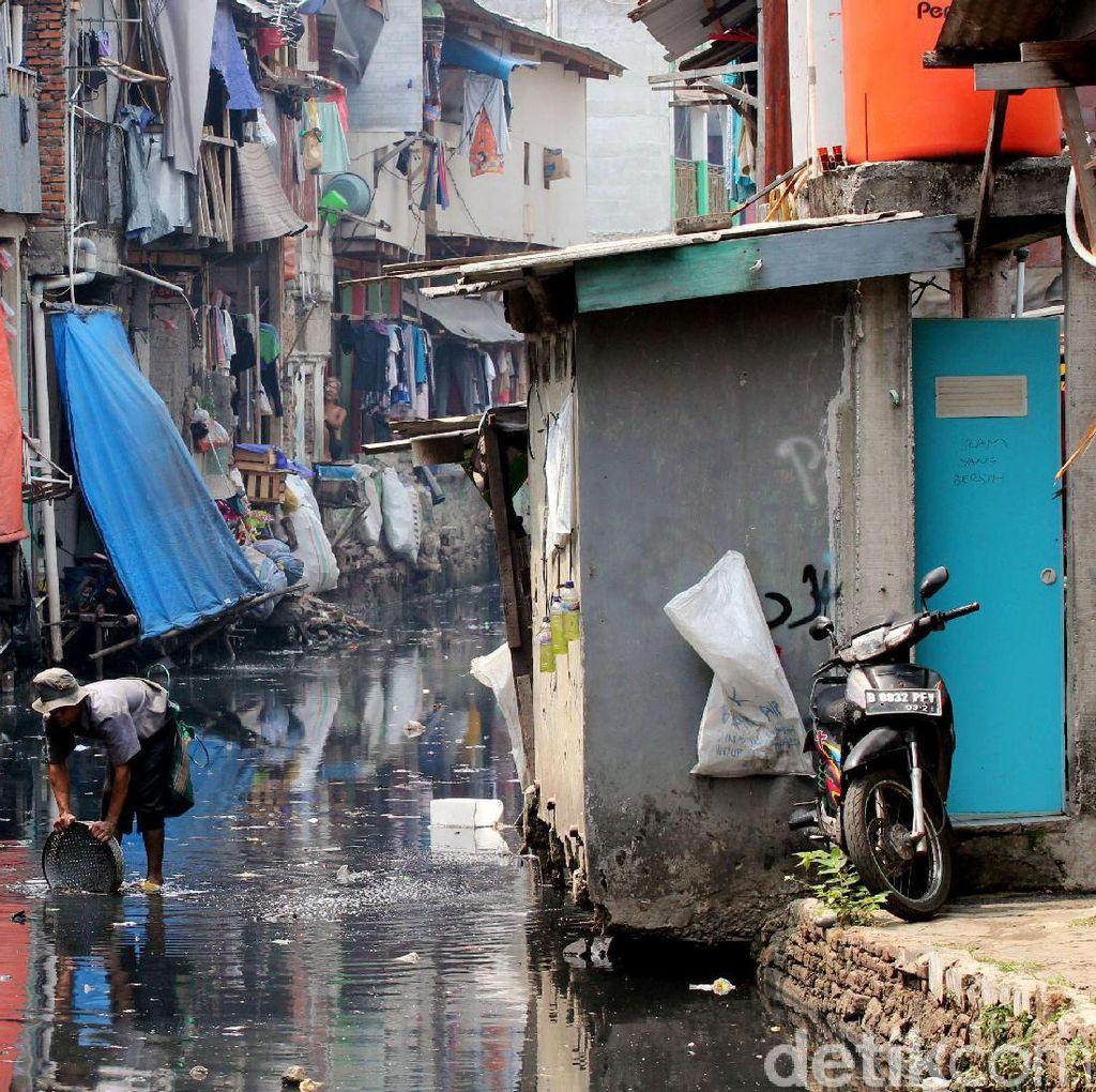 Kementerian ATR Sebut Hampir 49 Persen Permukiman di DKI Kumuh