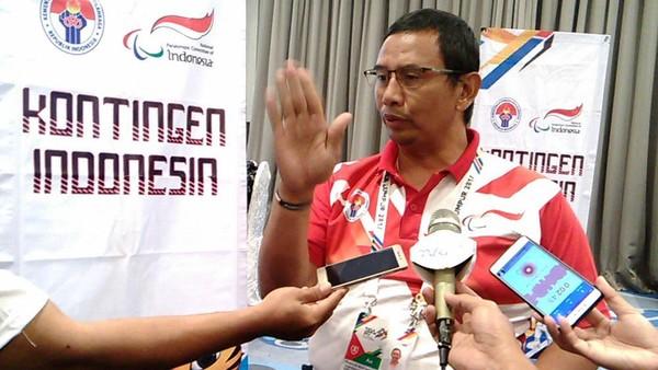 Indonesia Andalkan M.Fadli untuk Rebut Emas Paracycling