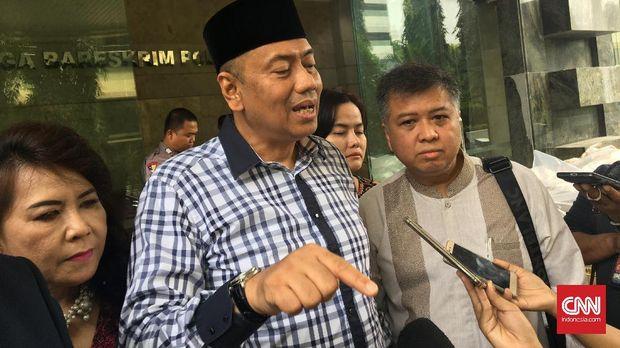 Pengacara Rizieq akan somasi Sukmawati Soekarnoputri atas dugaan menista Islam