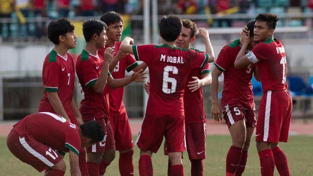 Pelatih Kamboja memuji permainan Timnas Indonesia U-19.
