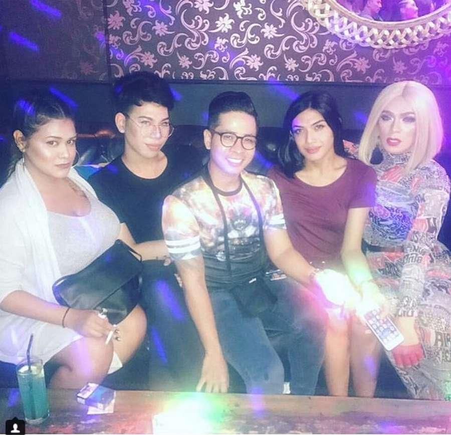 Millendaru Main ke Bar LGBT,  Thylane Blondeau Gadis Tercantik Sedunia