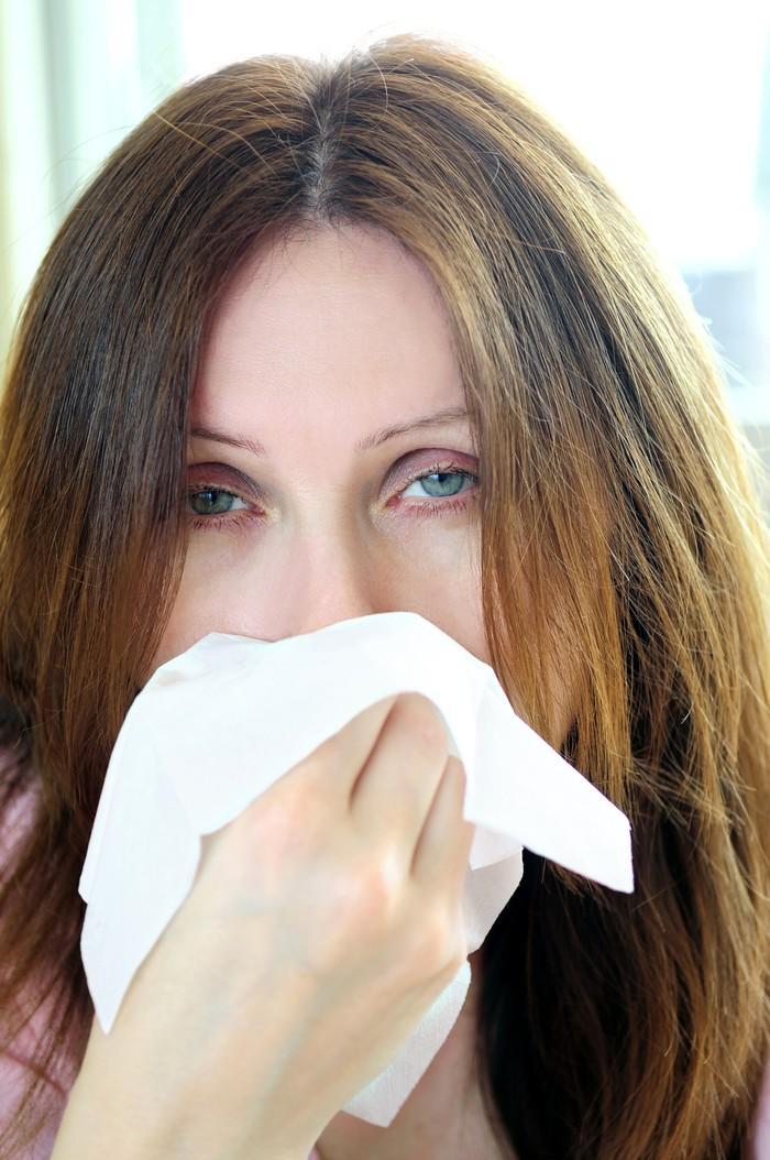 Gejala seperti flu, termasuk demam, kelenjar getah bening yang bengkak, dan kelelahan kerap hadir ketika terinfeksi penyakit ini. (Foto: ilustrasi/thinkstock)