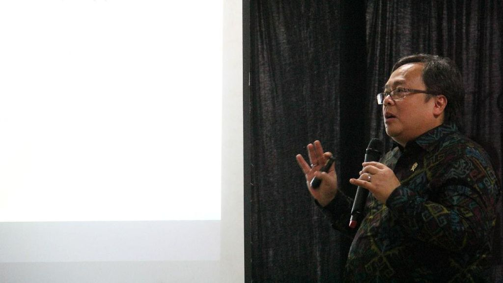 Kepala Bappenas Sebut Orang Bingung Apa Wisata Jakarta
