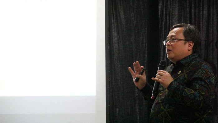 Menteri PPN/Kepala Bappenas Bambang Brodjonegoro/Foto: dok. Bapennas